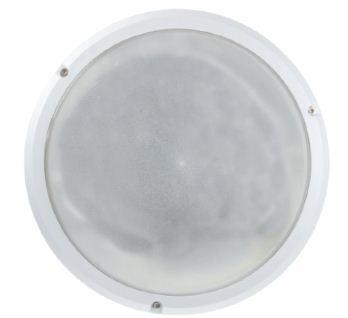 hublot phobos 60w e27 blanc avec detecteur hf electra ref 9903101detw d coratif hublots sans. Black Bedroom Furniture Sets. Home Design Ideas