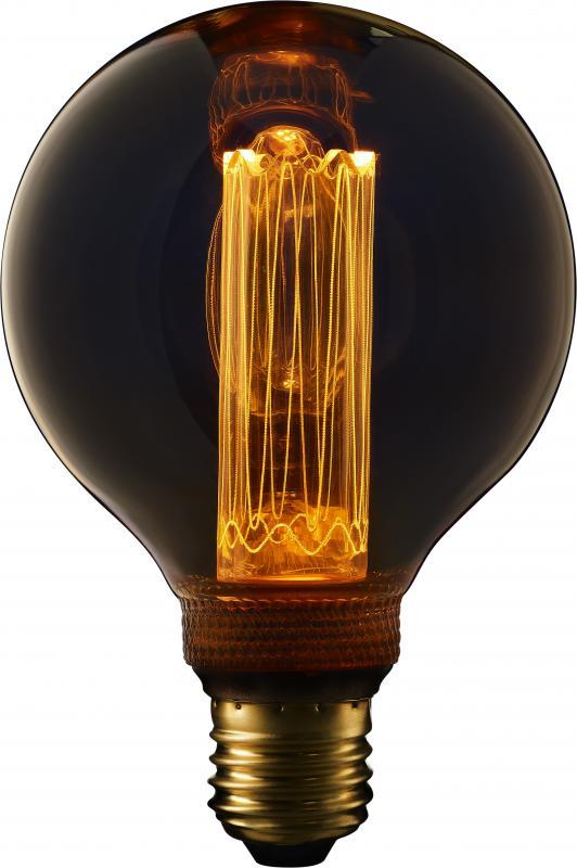 120lm Led Le3e27g9518k 3w 1800kLuxna Ref Grave E27 Lamps Lpe G95 PkZOXTiwlu
