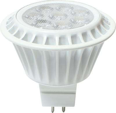 LUXNA LAMPS LAMPE LED 7W GX5.35 621LM 3000K BLANC