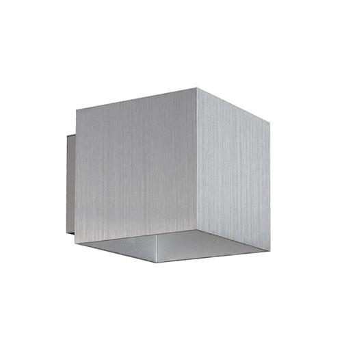 Kubiq G9 Applique Murale 40w 230v Aluminium Indigo Ref Co3697