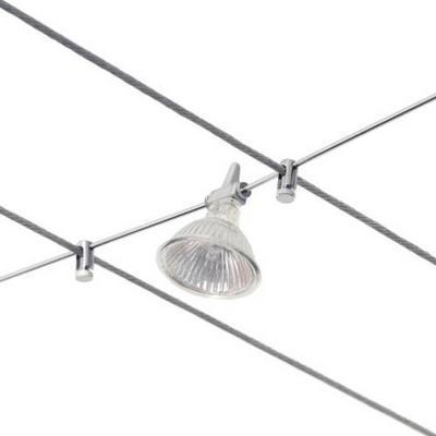 phobia spot orientablepour câble 12v chrome, indigo ref wl010