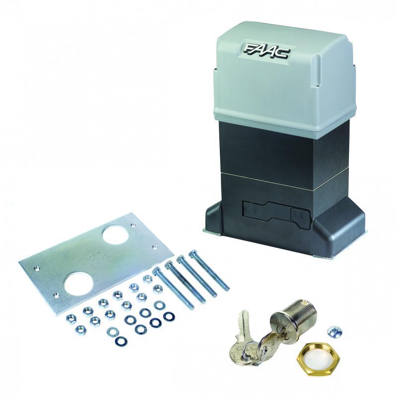 Box Collectif Autobloq 844 Faac Ref Bx844z16 Motorisation Kits