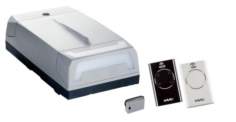 Dolphin kit d600 24v faac ref 105665 motorisation kits for Motorisation porte de garage faac kit dolphin d600