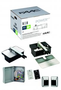 FAAC POWER Kit PLUS INTEGRAL 770 24V