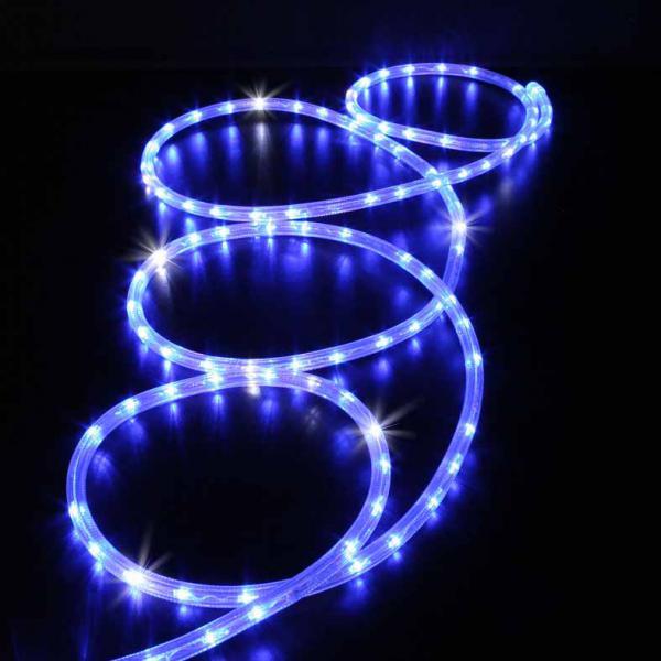 cordon led bleu p tillant blanc 44m coupe 2m 30 led m festilight ref 173w44h 2 cordon. Black Bedroom Furniture Sets. Home Design Ideas