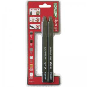 YOUR ESSSENTIALS OUTILLAGE VIS CRAYON 100% GRAPHITE BLISTER 2 PIECES