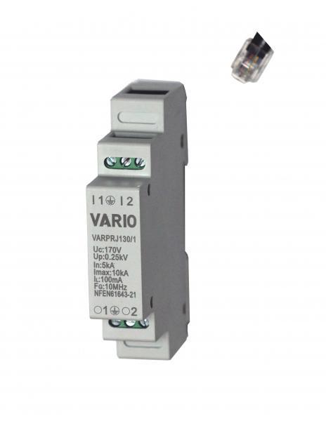 Paraf modulaire vario 1 paire t l ph analogique et adsl sans voyant connexion rj11 rj12 ou - Avoir internet sans ligne telephonique ...