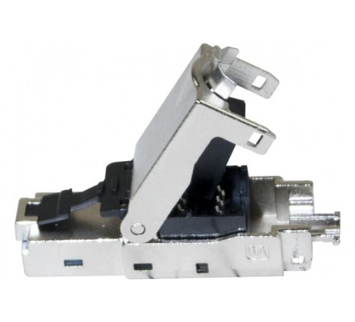Connecteur rj45 cat6 sans outil systorm ref 920812 for Fiche rj45 sans pince