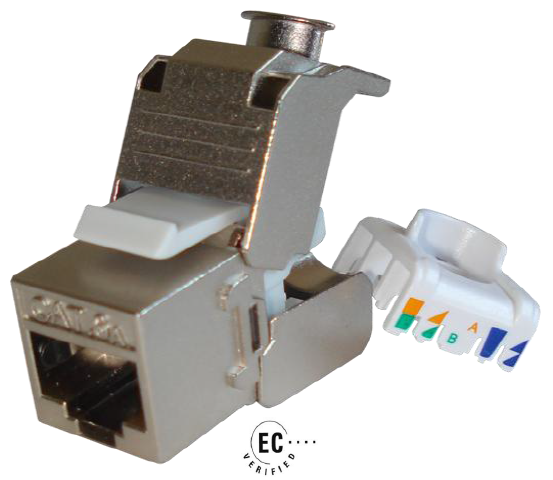 Connecteur rj45 cat6a systorm ref 506007 accessoire - Connecteur rj45 cat 6 ...