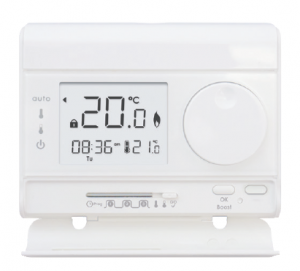 OSILY Thermostat d'ambiance filaire programmab OS15TFP03