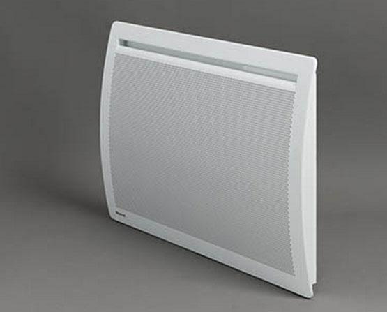 panneau rayonnant aurea ii sas h 2000w noirot ref 00m1267fpfs panneau rayonnant horizontal. Black Bedroom Furniture Sets. Home Design Ideas