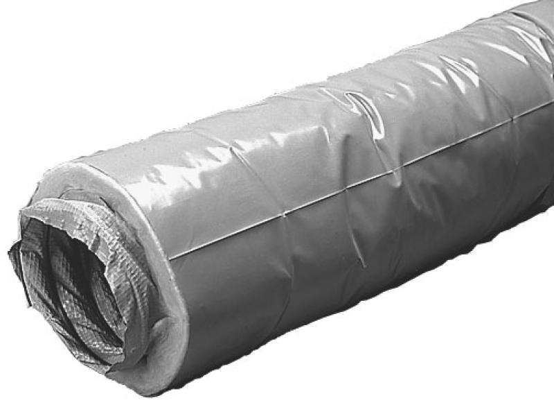 th125 45mm en lg de 6m gaine pvc souple isolat thermi nather ref 550143 vmc pavillonnaire vmc. Black Bedroom Furniture Sets. Home Design Ideas