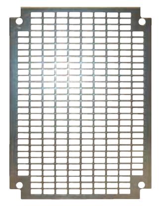 plaque perfor e pour coffret cm75026 eris ref pp0705 accessoires plaque coffret et tableau. Black Bedroom Furniture Sets. Home Design Ideas