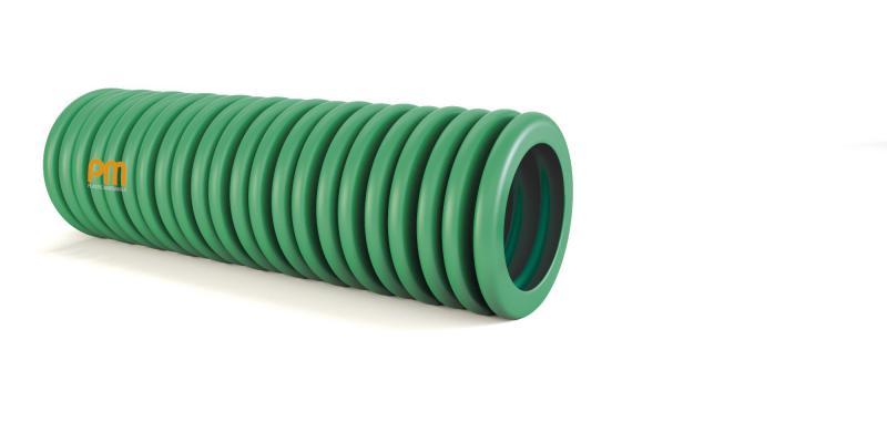 Flex lub icta 3422 sans fil 25mm vert pm plastic materials ref ictav25 gai - Gaine tpc fiche technique ...