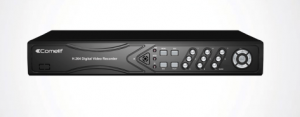 COMELIT IMMOTEC NVR 4 entrées IP Full-HD POE, HDD 1TB