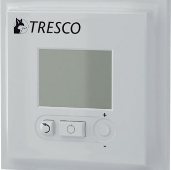 thermostat th 301 d tresco ref 52485 accessoires cel chauffage domestique. Black Bedroom Furniture Sets. Home Design Ideas