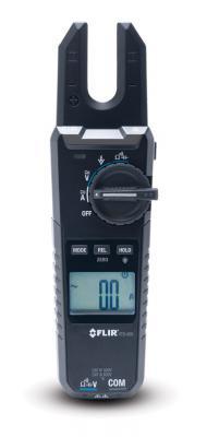 HT Instruments HT12 Multim/ètre num/érique avec pince amp/èrem/étrique 60/A CA//CC