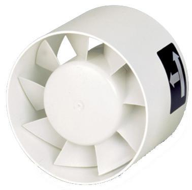 extracteur tubulaire encastrable 200 m3 h d125 mm unelvent s p ref 251660 ventilation. Black Bedroom Furniture Sets. Home Design Ideas