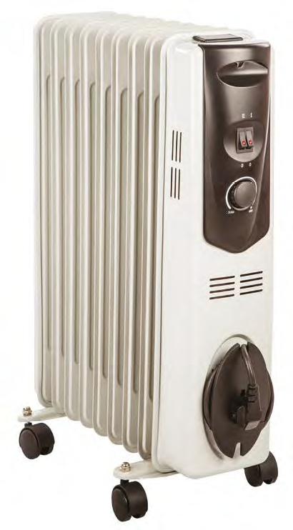 radiateur bain huile roulettes thermostat reglable 3vit 2kw unelvent s p ref 673997. Black Bedroom Furniture Sets. Home Design Ideas