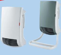 Radiateur soufflant metallique blanc unelvent s p ref - Chauffage salle de bain soufflant ...