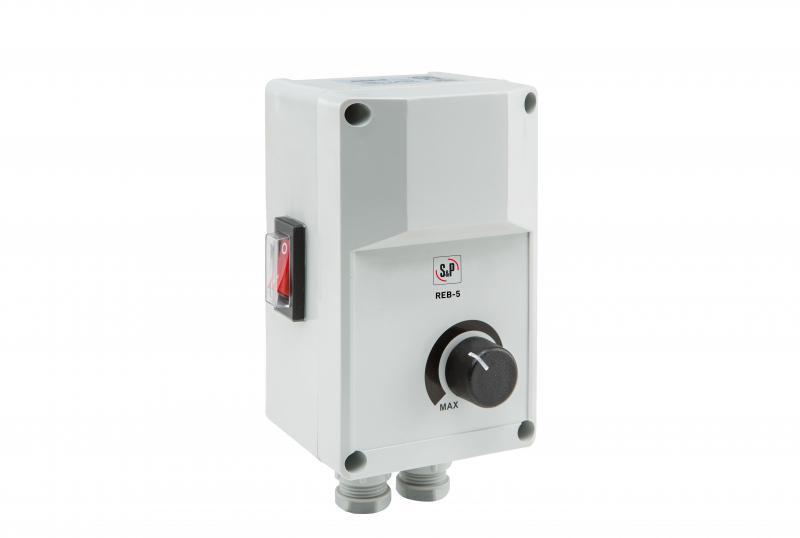 variateur electronique de tension 5a s p france systemes de ventilation ref 700191. Black Bedroom Furniture Sets. Home Design Ideas