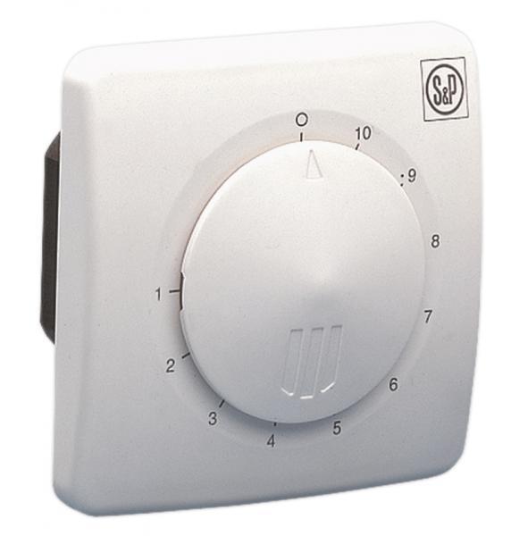 variateur electronique de tension encastrable 1a s p france systemes de ventilation ref 704147. Black Bedroom Furniture Sets. Home Design Ideas