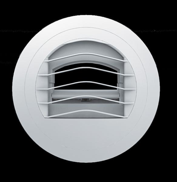 barp 30 80 bouche auto reglable manchette placo 30m3h s p france systemes de ventilation ref. Black Bedroom Furniture Sets. Home Design Ideas