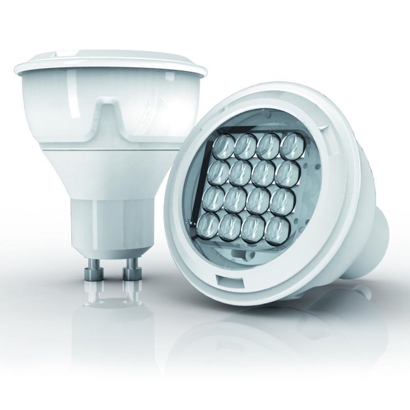 XANLITE PRO YANTEC   Ampoule LED 36° 415 Lumens Conso 6,1w 4000k