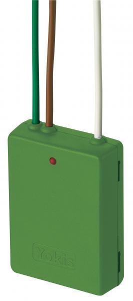yokis e2bpp emetteur 2 canaux power