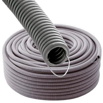 gaine annel e 16 gris atf 100m wireplast ref 10000 gaines et tubes gaine icta diam tre 16. Black Bedroom Furniture Sets. Home Design Ideas