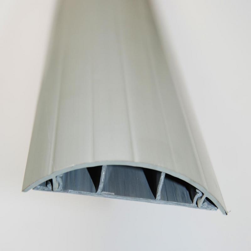 Goulotte de sol 75x170 wireplast ref 37517 goulotte - Goulotte electrique pour exterieur ...