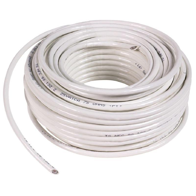 C ble t l phonique syt 3p20g 100m gris courant faible et for Cable telephonique exterieur