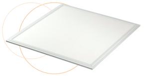 panneau led lited 600x600 prismatique 4000k lited ref prisma 6060 40 d coratif galons. Black Bedroom Furniture Sets. Home Design Ideas