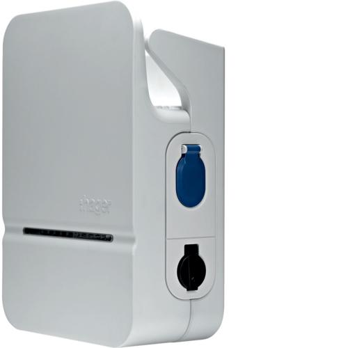 witty borne de charge ip54 11 22kw m3t2s m2te pour 1 ve. Black Bedroom Furniture Sets. Home Design Ideas