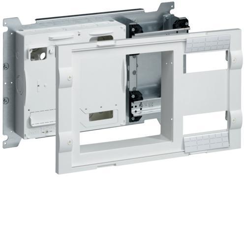 kit pour disjoncteur branchement compteur lectrique h300mm hager ref fd02f2 accessoires. Black Bedroom Furniture Sets. Home Design Ideas