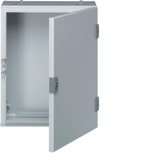 Coffret m tallique orion plus tanche ip65 porte opaque h 500mm l 300mm p 200mm hager ref - Habillage compteur electrique ...