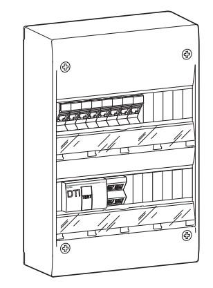 coffret vdi semi quip 2 rang es 26 modules grade 3. Black Bedroom Furniture Sets. Home Design Ideas