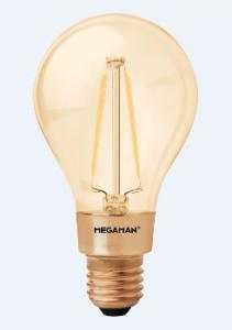 SED LIGHTING-MEGAMAN Ambrée a75 / e27 / 3w / 2200k & SED LIGHTING-MEGAMAN - Culots E27 - Tous les produits SED LIGHTING ... azcodes.com
