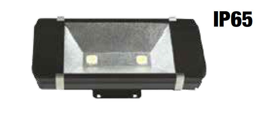 projecteur led exterieur 100w 4000k blanc neutre cde. Black Bedroom Furniture Sets. Home Design Ideas