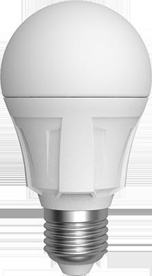 lampe led goutte officielle e27 220v 12w sonacle ref a60 2712d source led lampes standards. Black Bedroom Furniture Sets. Home Design Ideas