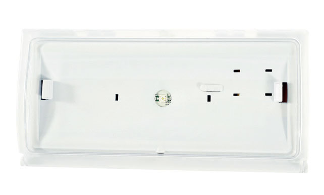 AEES by EMERSON - ASTUS HABITATION NF - BAEH à LED 10 lm / 5h / 1.1W / IP43 / IK08 / SATI