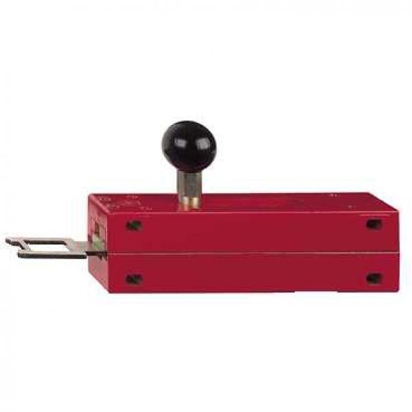 Loquet pour portes coulissantes pour interrupteur for Interrupteur porte coulissante