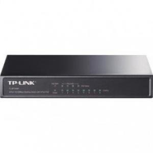 TP-LINK - Switch 8 ports 10/100 Mbps dont 4 POE -TL-SF1008P