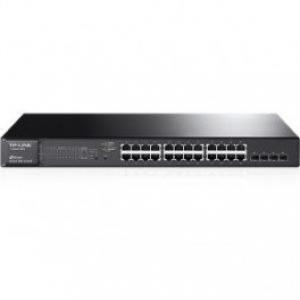 TP-LINK - Smart Switch 24 ports POE 4 ports SFP - T1600G-28PS
