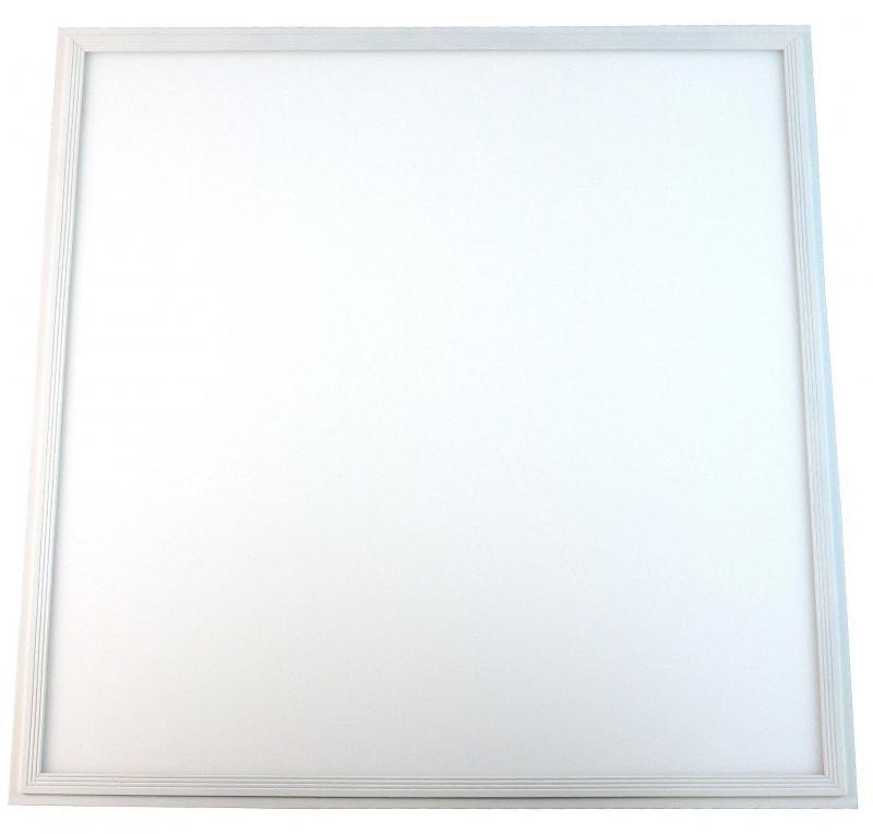 Pav blanc 600 600 36w 4000k 3200lm haokai jcl ref hk plb 066 36 1 d coratif galons liserets - Pave led 600x600 ...