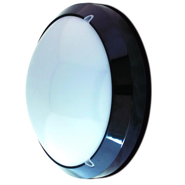 hublot avec detecteur 15w led ip65 ik10 netelec in house led ref hub15n pir hublots anti. Black Bedroom Furniture Sets. Home Design Ideas
