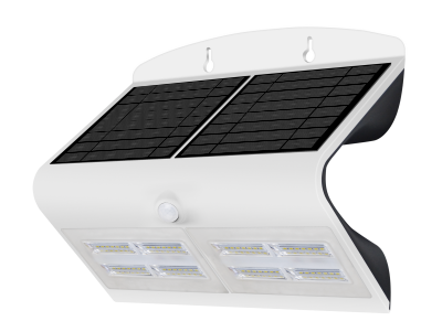 IN HOUSE LED LUMINAIRE SOLAIRE 740LM BLANC