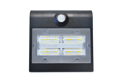IN HOUSE LED LUMINAIRE SOLAIRE 390LM NOIR