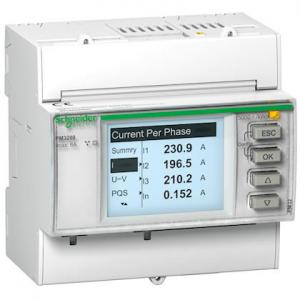 SCHNEIDER ELECTRIC Powerlogic - centrale de mesure - pm3200 - modulaire METSEPM3200